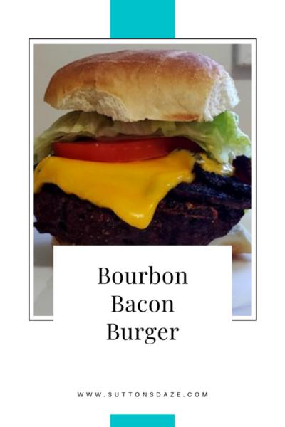 Bourbon Bacon Burgers